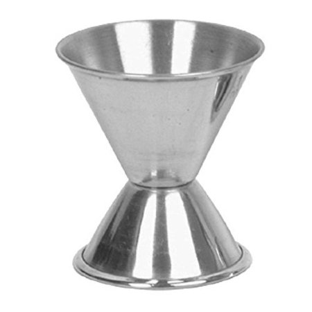 Excellante 0-1/2 & 1 Ounce Stainless Steel Jigger