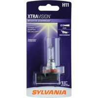 SYLVANIA H11 XtraVision Halogen Headlight Bulb, Pack of 1