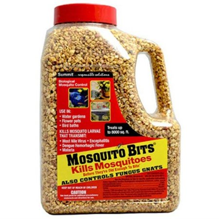 summit responsible solutions mosquito bits - quick kill, 30 ounce (Summit Responsible Solution)
