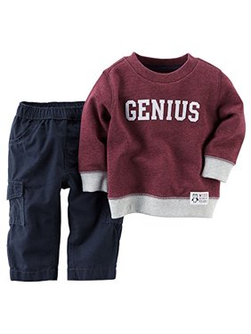 fbe93801b Carter s Baby Boys Outfit Sets - Walmart.com