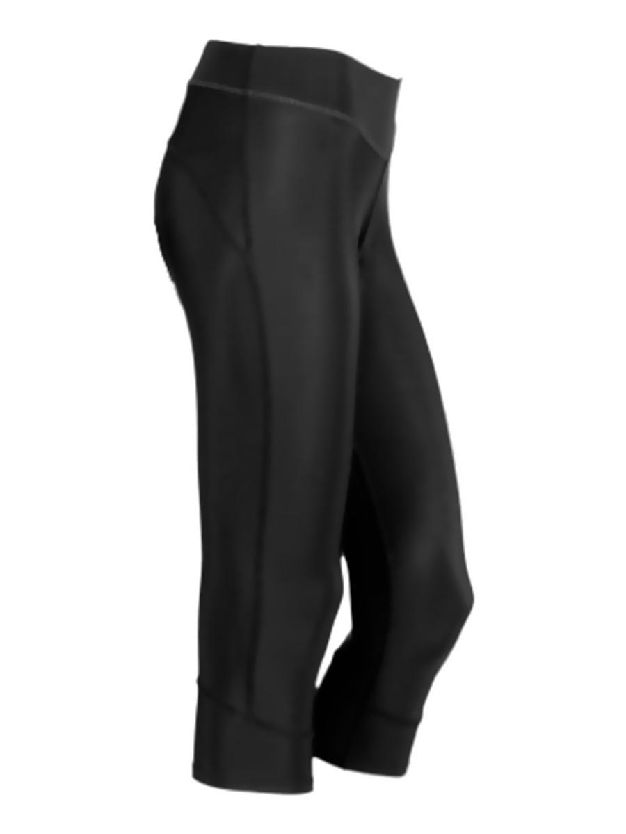 Canari Cyclewear 2016 Women's Jasmine Gel Cycling Capri 2052 (Black S) by Canari Cyclewear