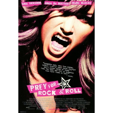 Prey For Rock & Roll Movie Poster Print (27 x 40)