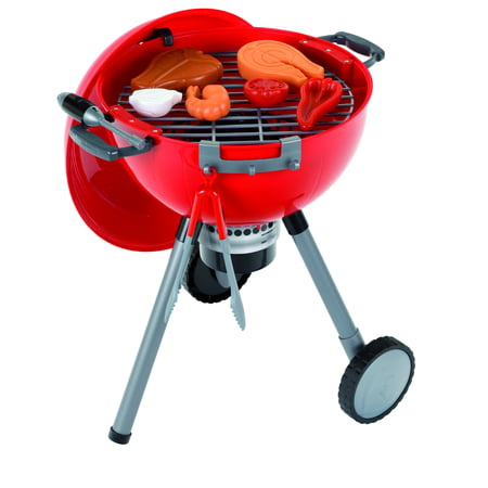 theo klein pretend play red weber grill. Black Bedroom Furniture Sets. Home Design Ideas
