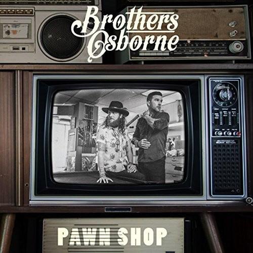Osborne Brothers, Pawn Shop, (CD)