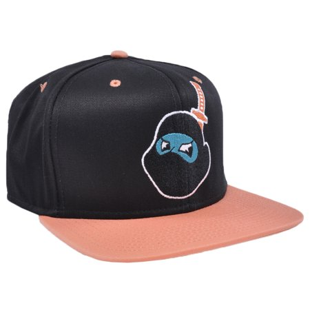 ROCKSMITH - Rocksmith Head Ninjas Snapback Hat Headwear Cap Lid Streetwear  Style Mens Black - Walmart.com 03c941867b6