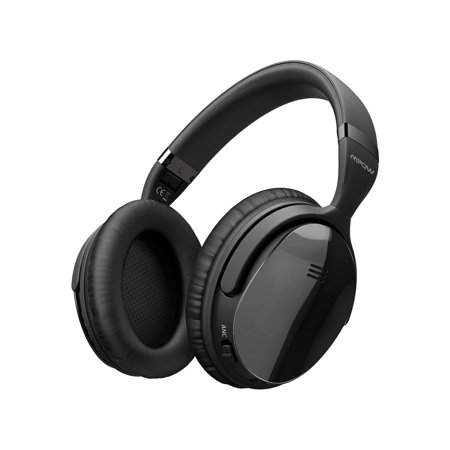 Mpow H5 Upgrade Active Noise Cancelling Headphones Anc Over Ear Wireless Bluetooth Headphones W Mic Electroplating Stylish Look Comfortable Protein Earpads Travel Work Computer Home Walmart Com
