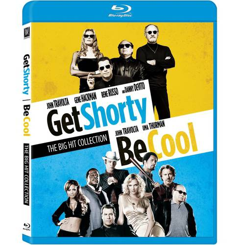 Get Shorty / Be Cool: The Big Hit Collection (Blu-ray)