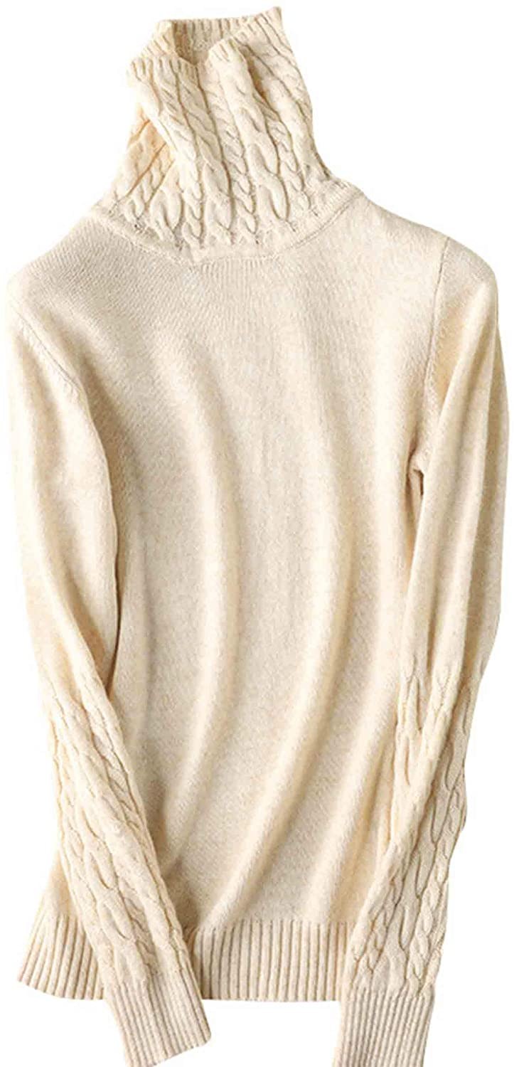 imesrun Womens Long Sleeve Color Block Sweater Cowl Neck Oversized Patchwork Knit Pullover Jumpers