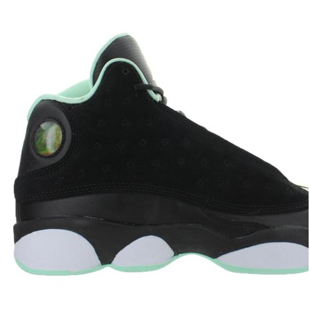 a30edd9a54cfe5 Nike - Kids Air Jordan Retro 13 XIII GS Mint Foam Black Metallic Gold White  4 - Walmart.com