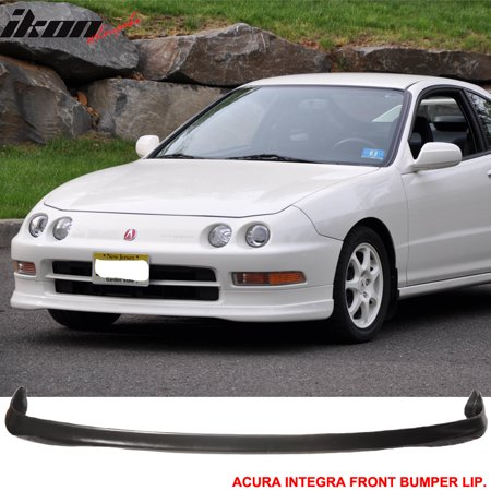 Urethane Acura Integra Front Bumper Lip Spoiler Bodykit PU - 1997 acura integra front bumper