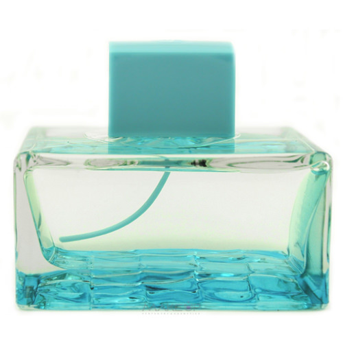 Splash Blue Seduction by Antonio Banderas, Eau de Toilette for Women, 3.4 fl oz
