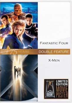Fantastic Four   X-Men (DVD) by Ingram Entertainment