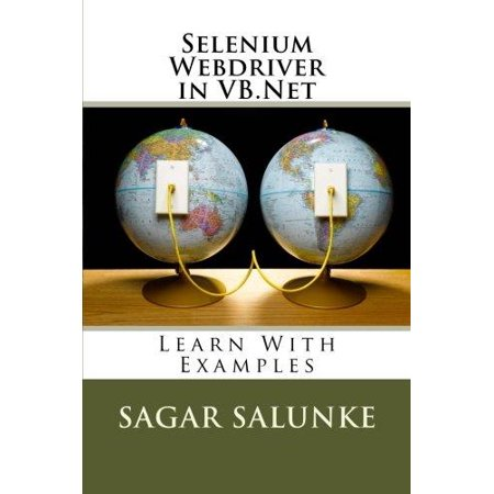 Selenium Webdriver in VB.NET: Learn with Examples - image 1 of 1