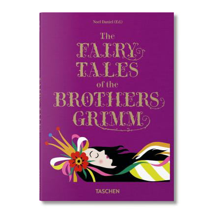 The Fairy Tales of the Brothers Grimm (Daniel Book)
