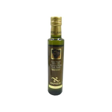 Black Truffle Infused - Black Truffle Oil (Extra Virgin Olive Oil Infused With Black Truffle) By Ranieri