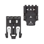 Safariland Kit1 QLS For Holsters, 1 QLS Fork &, 1 QLS 22 For Holsters, Coyote Br