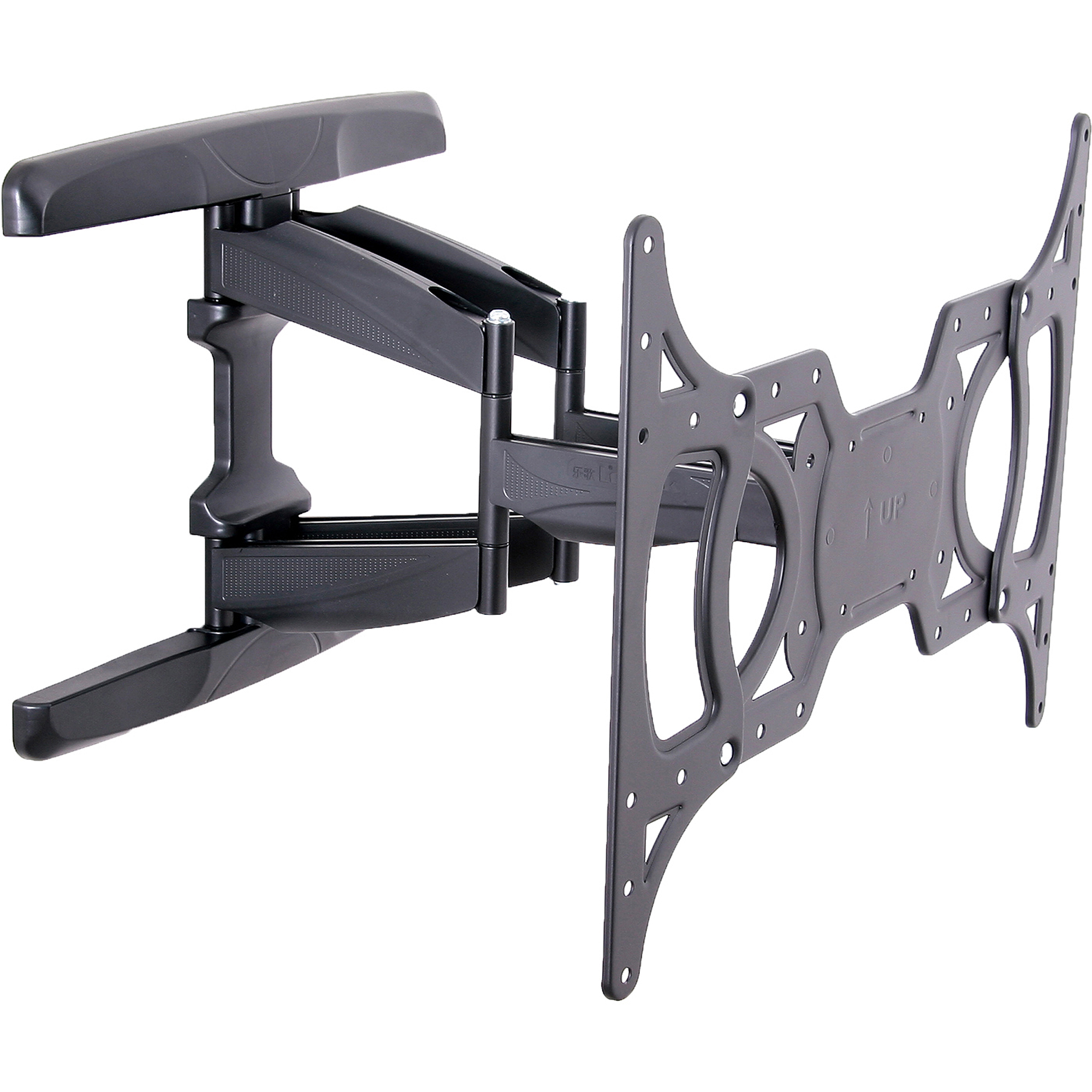 "V7 Heavy-Duty Low-Profile Articulating Wall Mount for 32""-65"" Displays"