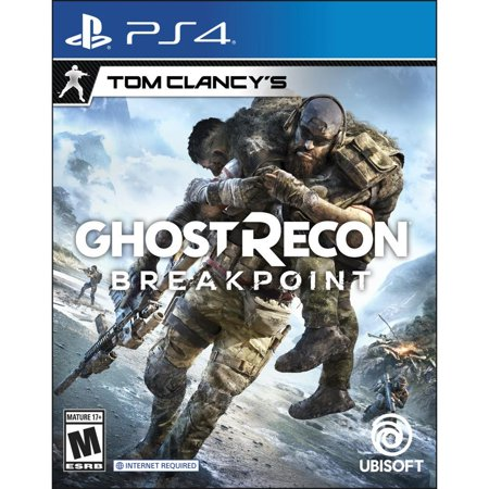 Tom Clancy's Ghost Recon Breakpoint, Ubisoft, PlayStation 4, 887256090432
