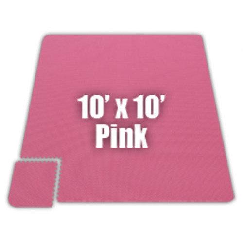 Alessco Inc. Premium SoftFloors Set in Pink