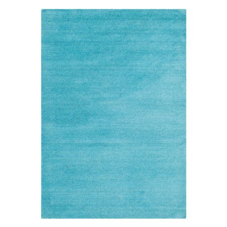 Safavieh Himalaya Rachelle Solid Area Rug Or (Turquoise New Wave Rug)
