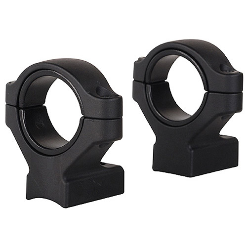 Remington Model 700 Integral Scope Mounts, High, Black