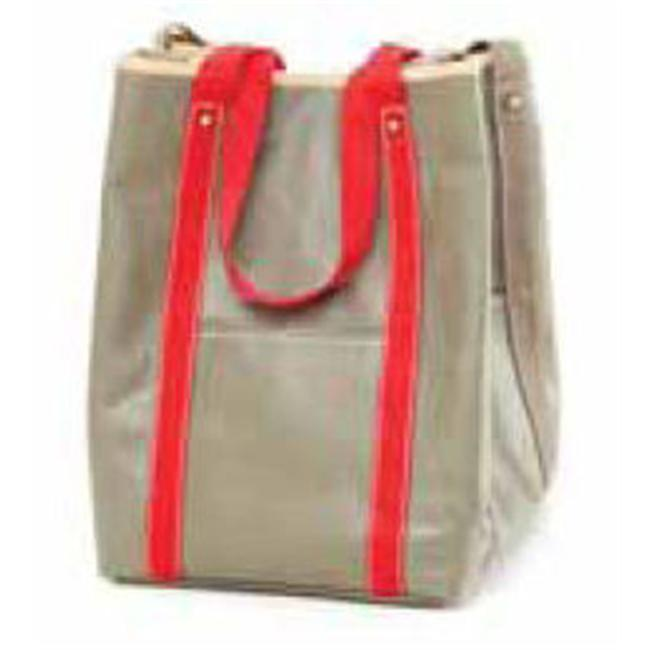 Clava 771030ARMY Carina - Coated canvas two faced tote bag. - Army - image 1 de 1