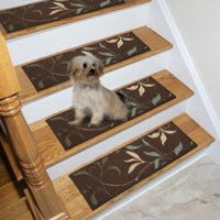 """Ottomanson Ottohome Collection Stair Tread, 8.5"""" X 26"""" Pack of 7"""