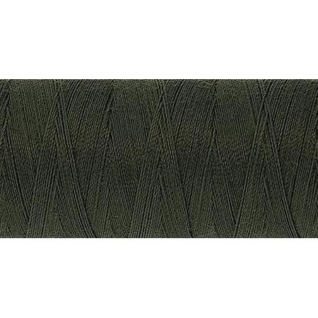 Mettler 461266 Metrosene 100 Percent Core Spun Polyester Thread 50wt 165yd - Deep Green (Deep Dish Spun Polyester)