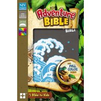 Adventure Bible: Niv, Adventure Bible, Leathersoft, Gray, Full Color Interior (Other)