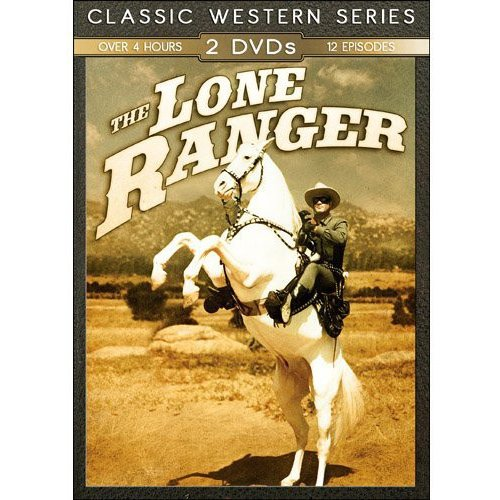 The Lone Ranger: 12 Episodes