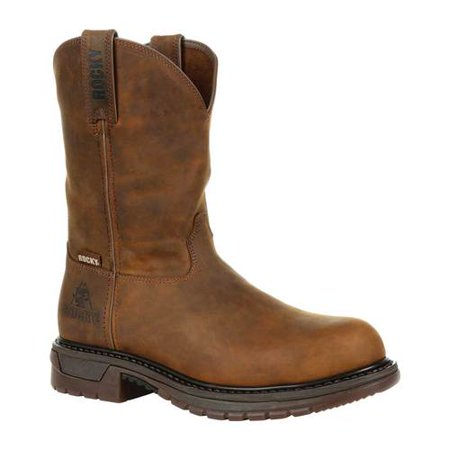 Men's Rocky Original Ride Steel Toe Western Boot RKW0306