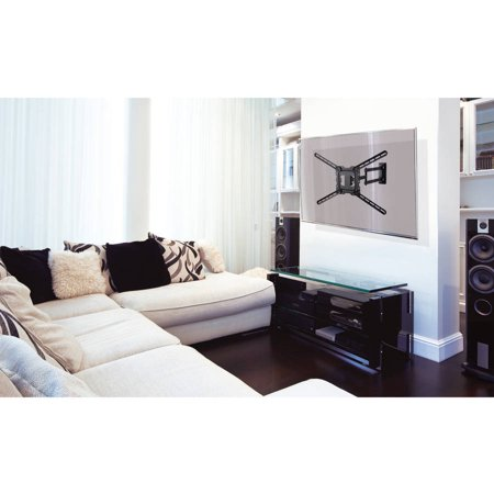 CJ Tech Full Motion Wall Mount for 19″-46″ TVs