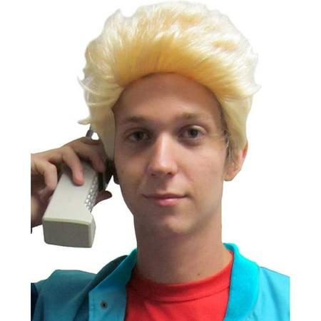 90's Sitcom Stud Costume Wig