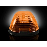 Ford 99-15 Superduty (1-Piece Single Cab light) Amber Lens with Amber LED's -