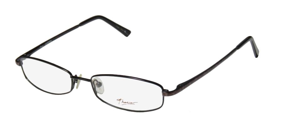 Thalia Jordana Childrens//Kids//Girls Designer Full-rim Spring Hinges Glamorous Hip For Teens Eyeglasses//Spectacles