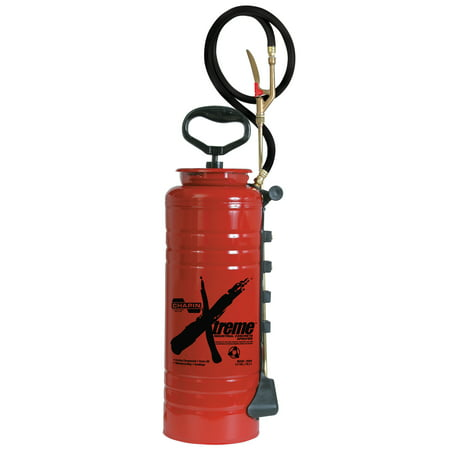 Sprayer Head - Xtreme™ Industrial Viton Concrete Open Head Sprayer - 3.5 Gal