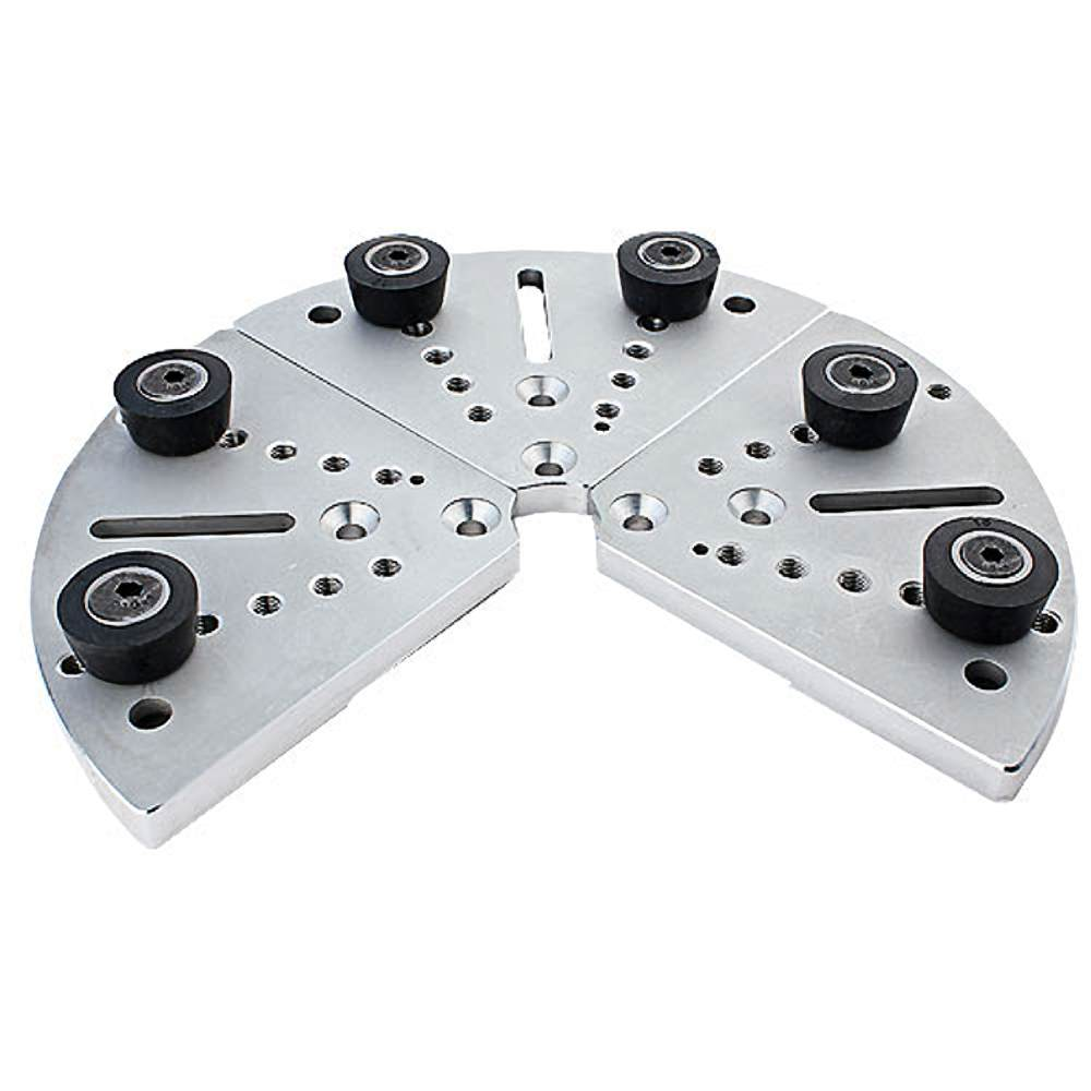 Jumbo Jaws For Oneway Scroll Chuck System