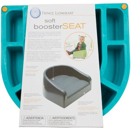 Prince Lionheart Gumball Green Soft Booster Seat