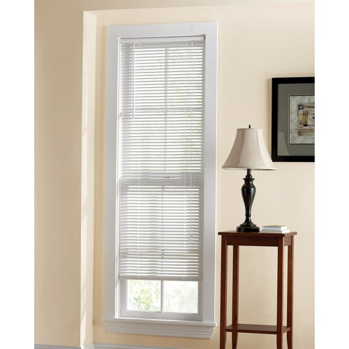 Mainstays Room-Darkening Blind, White