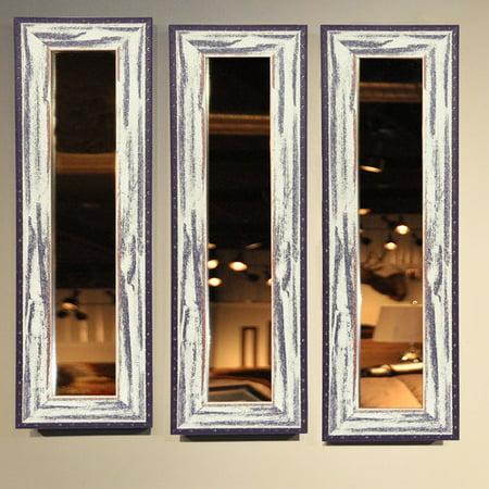 Rayne Mirrors Molly Dawn Rustic Seaside Wall Mirror - El Camino Mirror
