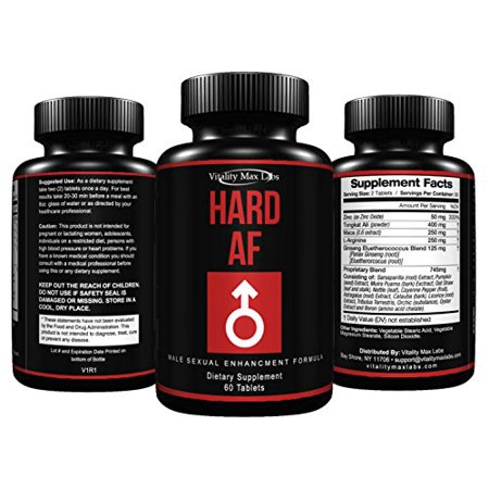AF dur - # 1 Formule nominale Homme Enhancement