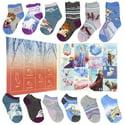 12-Pack Disney Frozen 2 12 Days of Frozen Socks