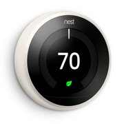 Refurbished Nest T3017US Learning Thermostat 3rd Generation, White