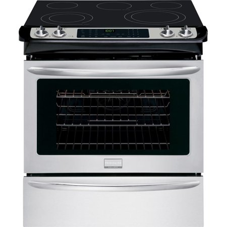 Frigidaire FGES3065PF Gallery Series 30 Inch Slide-in Electric Convection Range