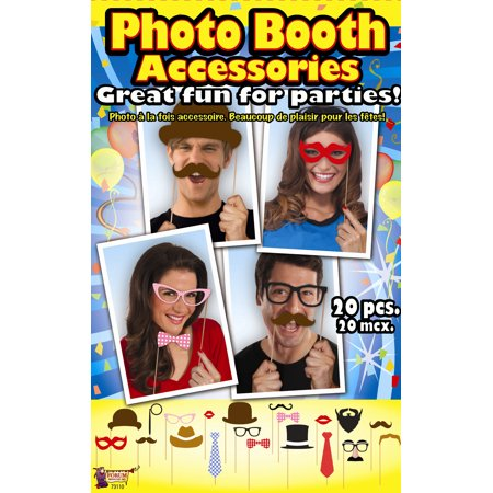 Photo Booth Accessory Pack F73110 (Photo Booth Accessories)