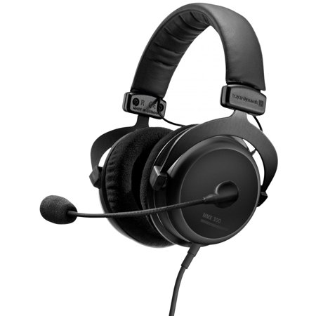 BeyerDynamic MMX 300 PC Gaming Digital Headset with Microphone - 2nd