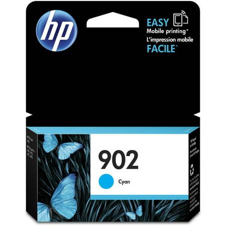 HP 902 Cyan Original Inkjet Print Cartridge (T6L86AN#140 ...