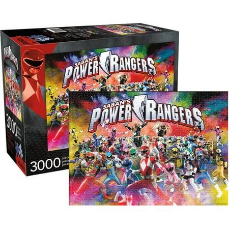 Power Rangers 3000 pc Puzzle