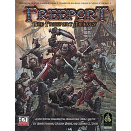 Freeport Trilogy  The  Anniversary Edition  Lightly Used