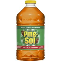 Pine-Sol All Purpose Multi-Surface Disinfectant Cleaner, Original Pine, 100 Ounces